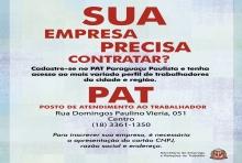 PAT - PARAGUAÇU