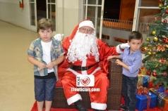 Jantar lançamento Natal Mais paraguaçu 2015