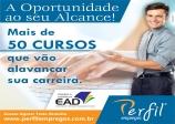 Associada Perfil Empregos disponibiliza Cursos para a população de Paraguaçu