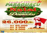 Associação Comercial Lança Promoção Natal Mais Paraguaçu