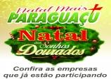 Confira as empresas que já aderiram a promoção Natal Mais Paraguaçu 2016