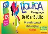 Liquida Paraguaçu 2017