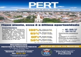 PERT: PROGRAMA EXCLUSIVO DE REGULARIZAÇÃO TRIBUTÁRIA