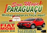 Vem ai a Campanha de Natal Sou mais Paraguaçu - Minhas compras faço aqui