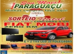 Confira as empresas participantes da campanha Natal sou mais Paraguaçu, minhas compras faço aqui