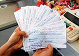 Percentual de cheques devolvidos sobe em março segundo Associação Comercial