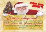 Papai Noel vem ai