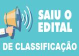 Edital de classificação - processo seletivo para estágiarios - REVISADO