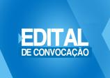 Edital de CONVOCAÇÃO - processo seletivo para estagiários