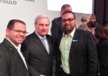 Associação Comercial participa de reunião com Ministro Paulo Guedes e Governador João Dória.