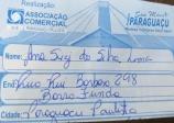 Confira os cupons sorteados da campanha Sou Mais Paraguaçu dia dos Pais