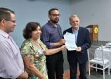 Presidente da ACE faz pedido a Deputado Mauro Bragato