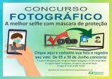 Regulamento Concurso Fotográfico – A melhor selfie com máscara de proteção
