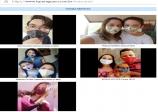 Confira os mais votados do concurso Fotográfico – A melhor selfie com máscara de proteção