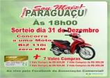 ACE realizará sorteio da promoção Sou Mais Paraguaçu