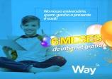 Associada Internet Way completa 6 anos