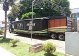 Já estão abertas as visitas Carreta Loja modelo SEBRAE