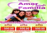 Confira as empresas participantes da Campanha Amor mais Família 2016
